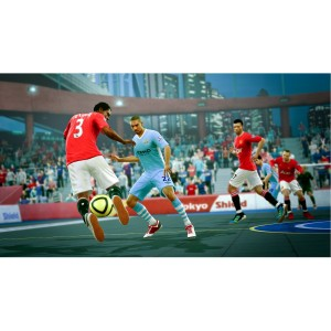 Fifa Street Screenshot