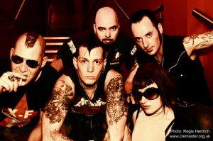 KMFDM - Photokredits: Regis Hertrich