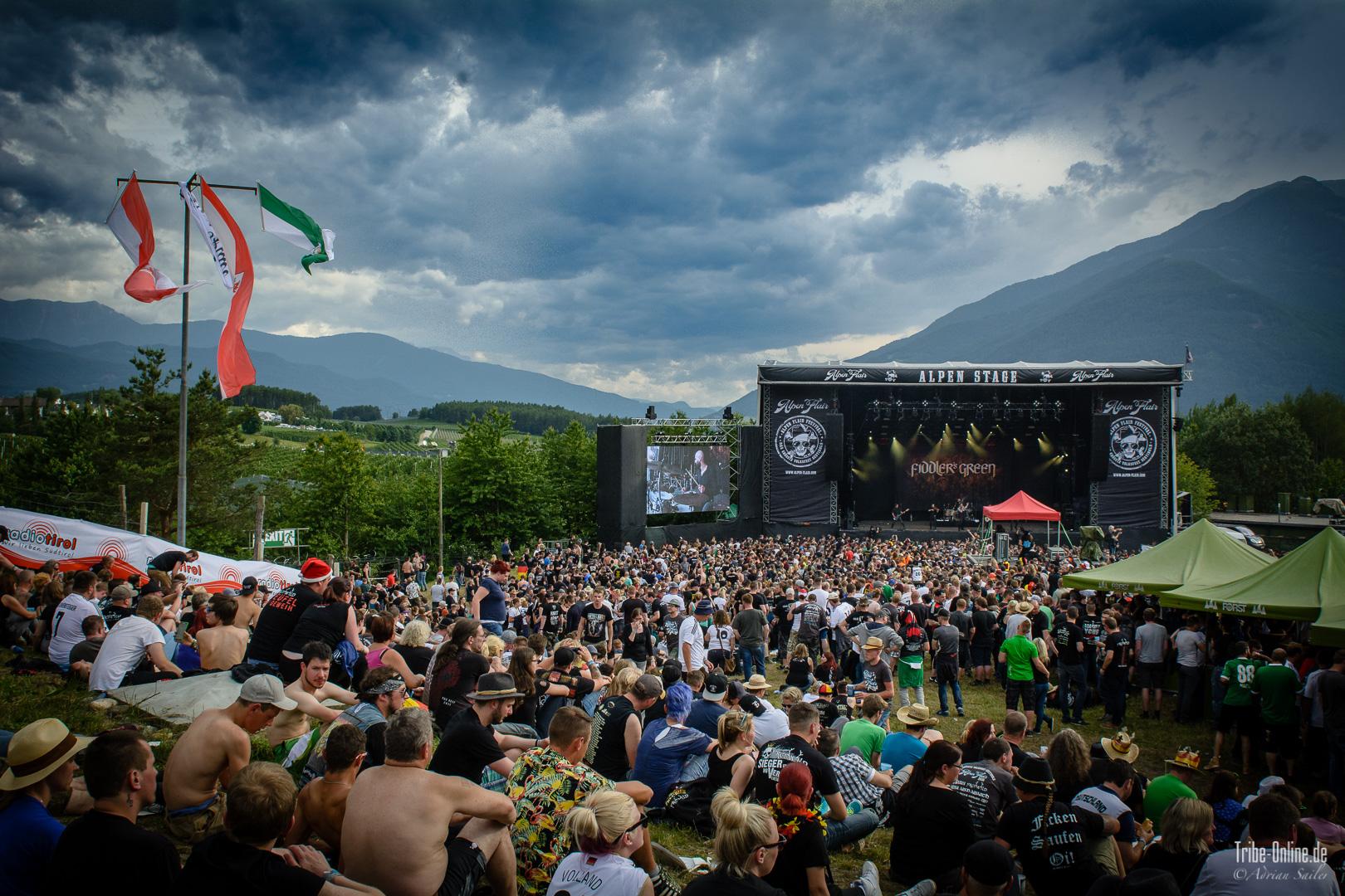 Festivalbericht: <b>Alpen</b> <b>Flair</b> 2016 - Tribe-Online